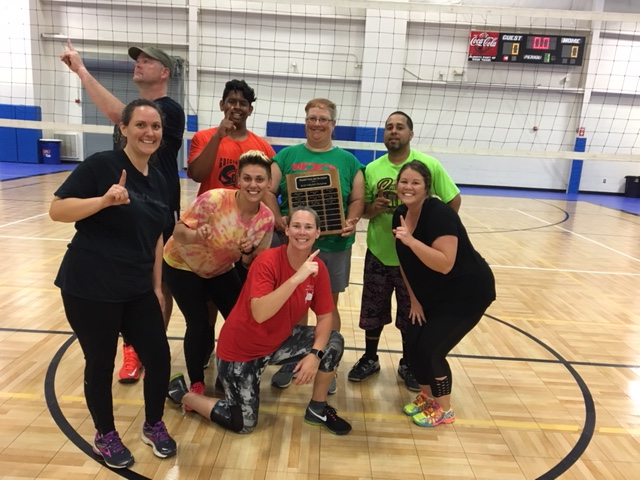 2018 Co-Ed Spring Champion