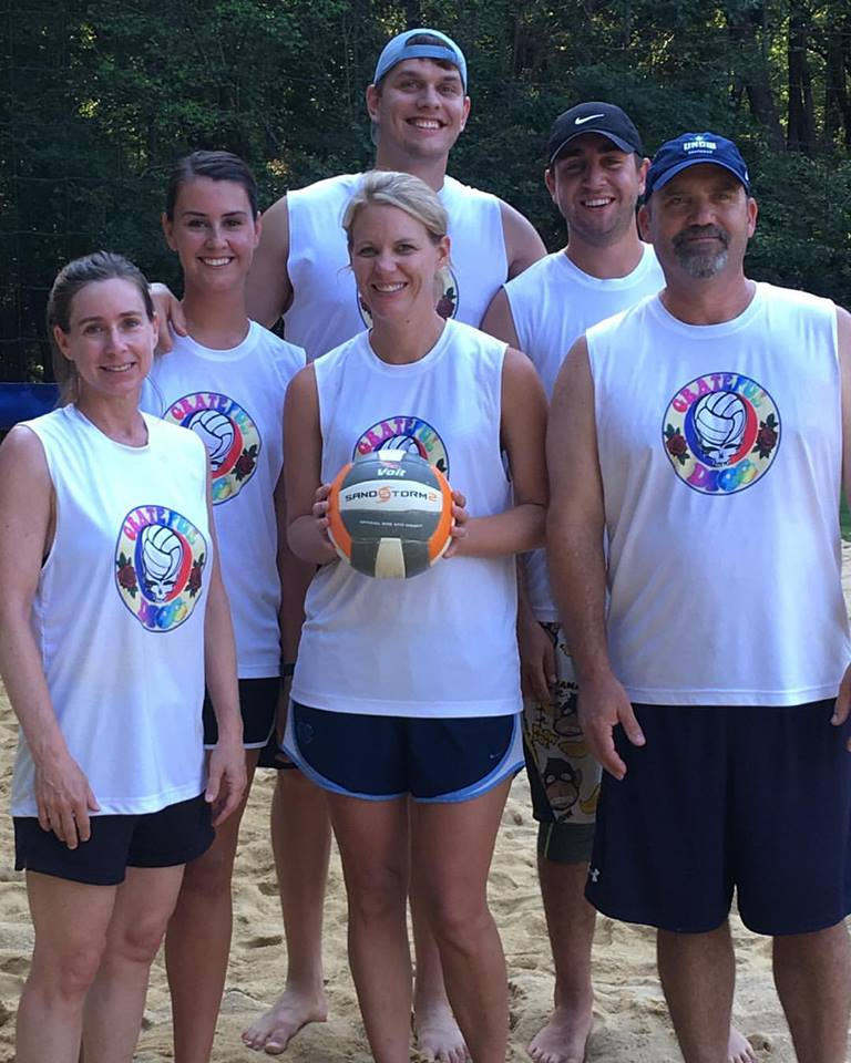 2017 Beach Volleyball Champs