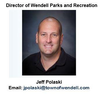 Jeff Polaski, Parks and Recreation Director